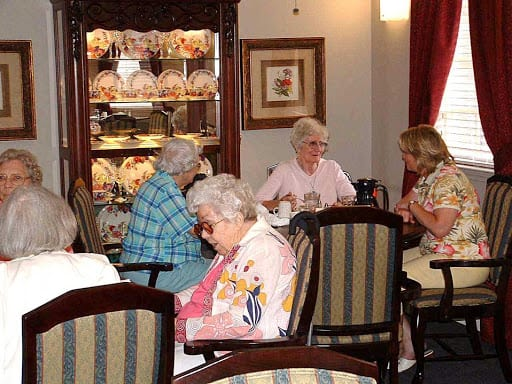 Top assisted living facilities near Birmingham